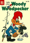Cover for Walter Lantz Woody Woodpecker (Dell, 1952 series) #56