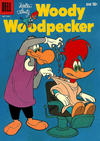 Cover for Walter Lantz Woody Woodpecker (Dell, 1952 series) #57