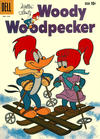 Cover for Walter Lantz Woody Woodpecker (Dell, 1952 series) #58