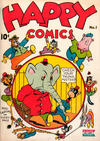 Cover for Happy Comics (Pines, 1943 series) #1