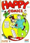 Cover for Happy Comics (Pines, 1943 series) #5