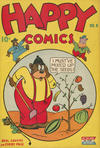Cover for Happy Comics (Pines, 1943 series) #6