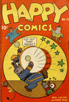 Cover for Happy Comics (Pines, 1943 series) #12