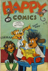 Cover for Happy Comics (Pines, 1943 series) #17