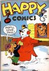Cover for Happy Comics (Pines, 1943 series) #18