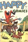 Cover for Happy Comics (Pines, 1943 series) #24