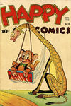 Cover for Happy Comics (Pines, 1943 series) #28