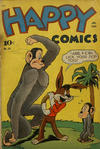 Cover for Happy Comics (Pines, 1943 series) #29