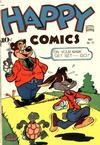 Cover for Happy Comics (Pines, 1943 series) #31