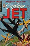 Cover for Captain Jet (Farrell, 1952 series) #1