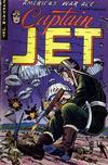 Cover for Captain Jet (Farrell, 1952 series) #4