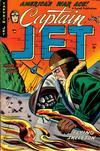 Cover for Captain Jet (Farrell, 1952 series) #5