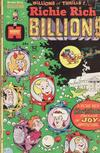 Cover for Richie Rich Billions (Harvey, 1974 series) #2