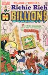 Cover for Richie Rich Billions (Harvey, 1974 series) #4