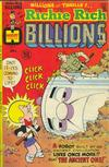 Cover for Richie Rich Billions (Harvey, 1974 series) #5