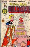 Cover for Richie Rich Billions (Harvey, 1974 series) #14