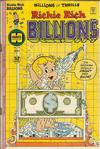 Cover for Richie Rich Billions (Harvey, 1974 series) #19