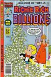Cover for Richie Rich Billions (Harvey, 1974 series) #28