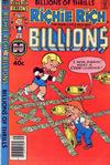 Cover for Richie Rich Billions (Harvey, 1974 series) #35