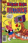 Cover for Richie Rich Billions (Harvey, 1974 series) #36