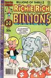 Cover for Richie Rich Billions (Harvey, 1974 series) #39