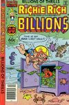 Cover for Richie Rich Billions (Harvey, 1974 series) #44