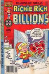 Cover for Richie Rich Billions (Harvey, 1974 series) #45
