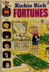 Cover for Richie Rich Fortunes (Harvey, 1971 series) #3