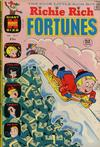 Cover for Richie Rich Fortunes (Harvey, 1971 series) #4
