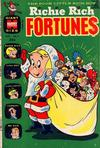 Cover for Richie Rich Fortunes (Harvey, 1971 series) #9