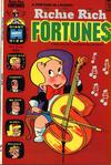 Cover for Richie Rich Fortunes (Harvey, 1971 series) #16
