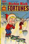 Cover for Richie Rich Fortunes (Harvey, 1971 series) #21