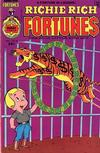 Cover for Richie Rich Fortunes (Harvey, 1971 series) #25