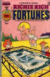Cover for Richie Rich Fortunes (Harvey, 1971 series) #27