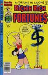 Cover for Richie Rich Fortunes (Harvey, 1971 series) #44