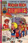 Cover for Richie Rich Fortunes (Harvey, 1971 series) #46