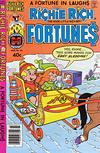 Cover for Richie Rich Fortunes (Harvey, 1971 series) #50