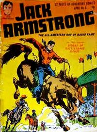 Cover Thumbnail for Jack Armstrong (Parents' Magazine Press, 1947 series) #6