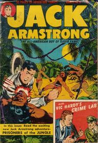 Cover Thumbnail for Jack Armstrong (Parents' Magazine Press, 1947 series) #8