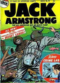 Cover Thumbnail for Jack Armstrong (Parents' Magazine Press, 1947 series) #10