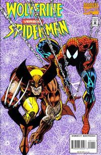 Cover Thumbnail for Wolverine vs. Spider-Man (Marvel, 1995 series)