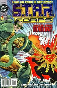 Cover Thumbnail for S.T.A.R. Corps (DC, 1993 series) #1