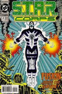 Cover Thumbnail for S.T.A.R. Corps (DC, 1993 series) #2