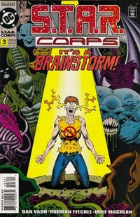 Cover Thumbnail for S.T.A.R. Corps (DC, 1993 series) #3