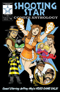Cover Thumbnail for Shooting Star Comics Anthology (Shooting Star Comics, 2002 series) #4