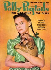 Cover Thumbnail for Polly Pigtails (Parents' Magazine Press, 1946 series) #2