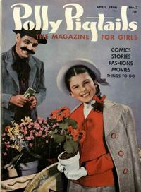 Cover Thumbnail for Polly Pigtails (Parents' Magazine Press, 1946 series) #3