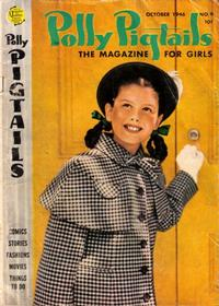 Cover Thumbnail for Polly Pigtails (Parents' Magazine Press, 1946 series) #9
