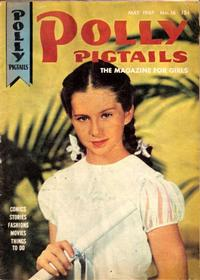 Cover Thumbnail for Polly Pigtails (Parents' Magazine Press, 1946 series) #16
