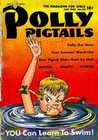 Cover Thumbnail for Polly Pigtails (Parents' Magazine Press, 1946 series) #30
